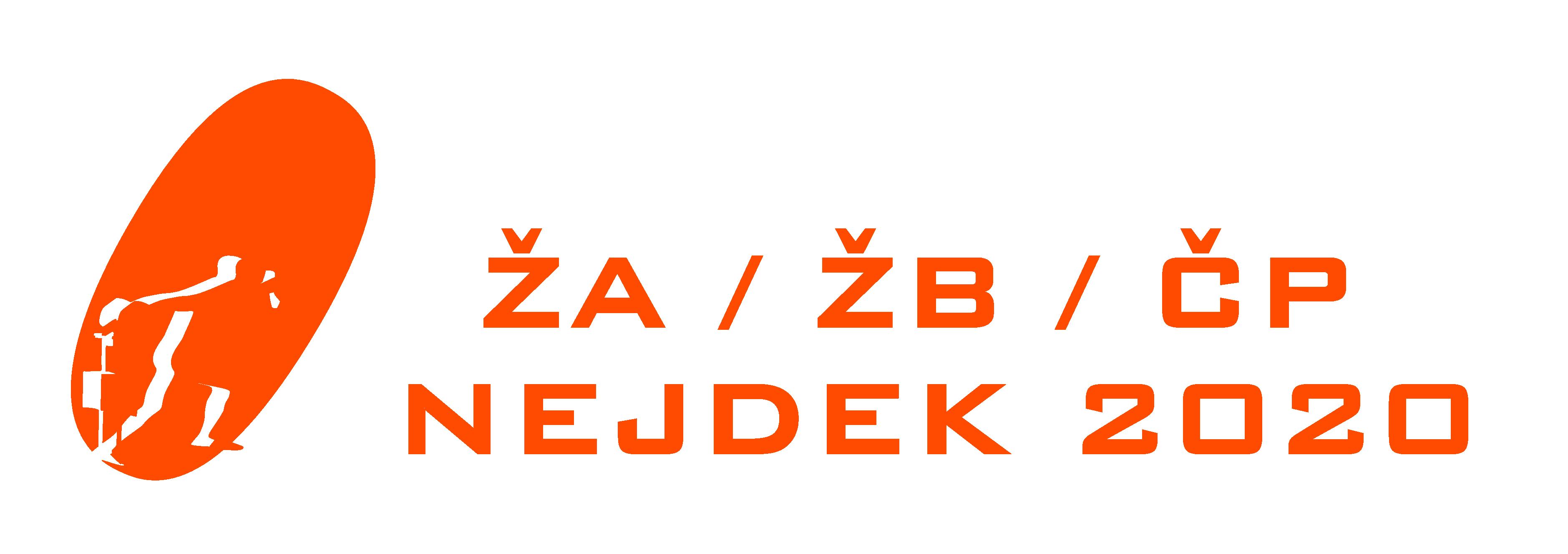 ŽA / ŽB / ČP Nejdek 2020